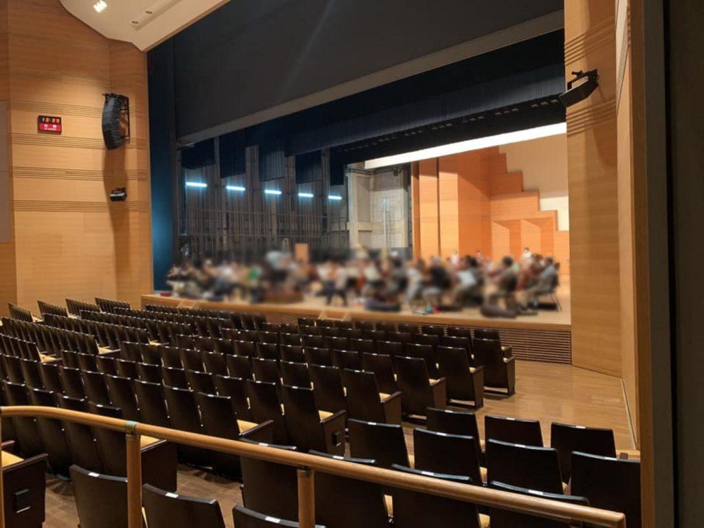 鎌倉芸術館大ホール